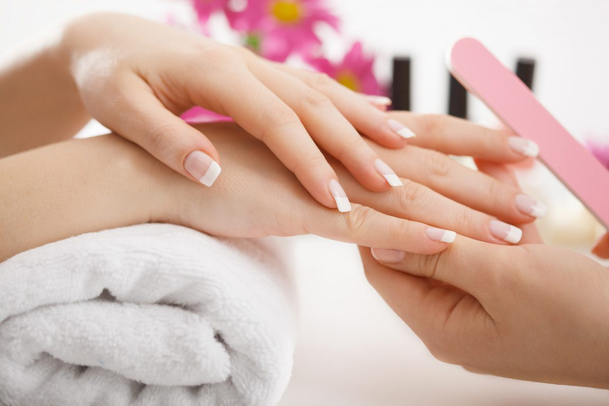 Manicure service at your doorstep Chandigarh