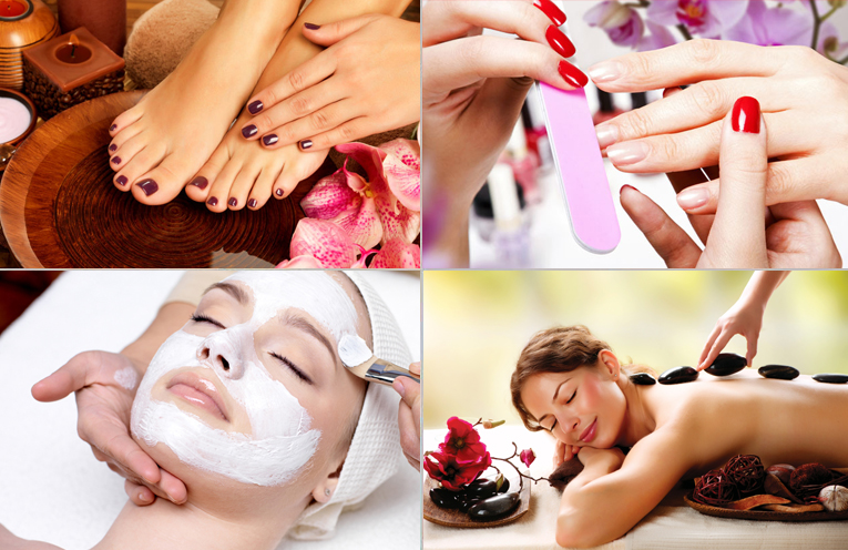 Online Salon Services Tricity
