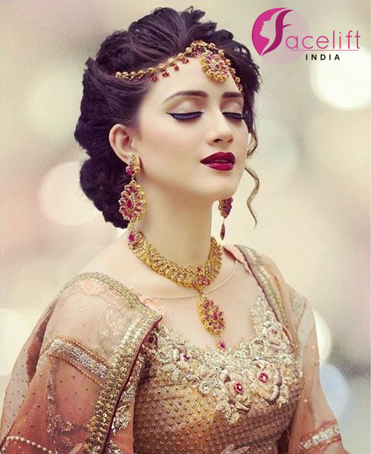 Beauty services for Wedding Season Tricity