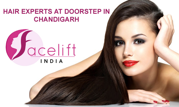 Hair experts at doorstep Chandigarh