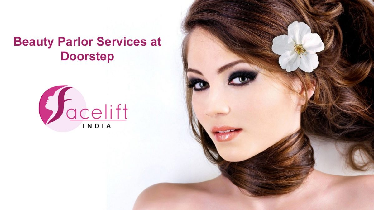 Beauty Parlor Services at Doorstep
