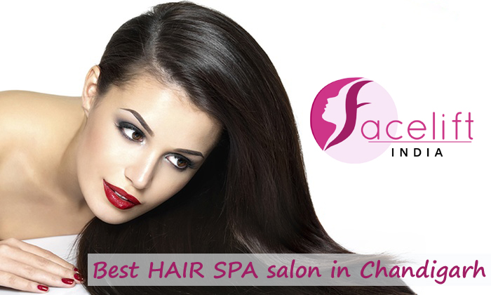 Best Hair Spa Salon Chandigarh