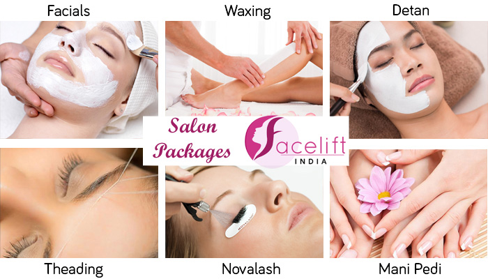 Best salon packages at home Chandigarh