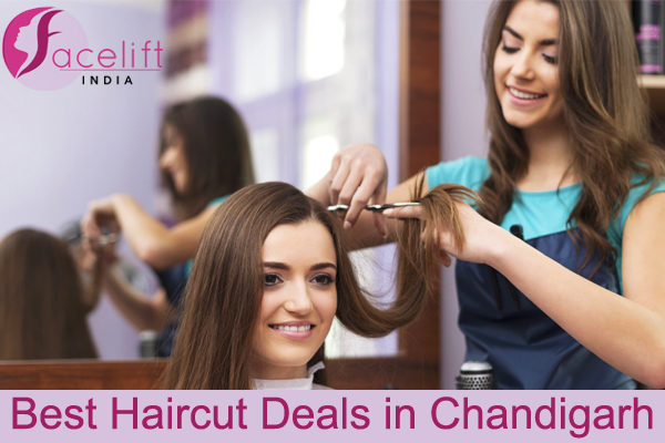 Best Haircut Deals Chandigarh