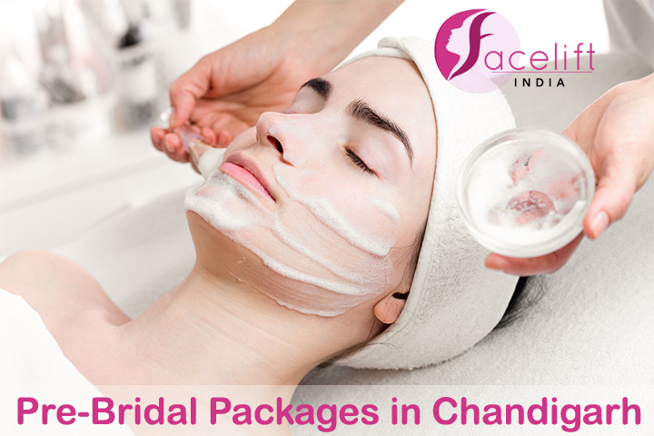 Pre-bridal packages Chandigarh