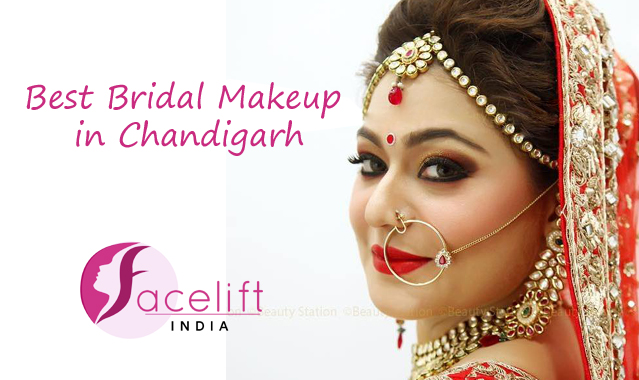 Best Bridal Makeup Chandigarh