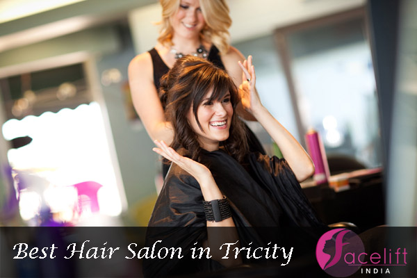 Best Hair Salon Tricity