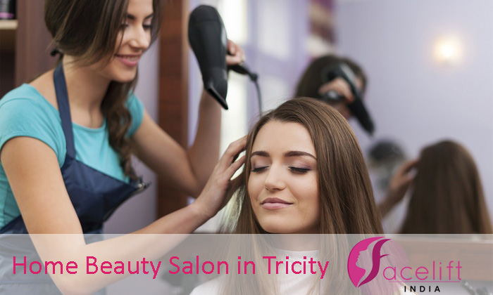 Home beauty salon Tricity